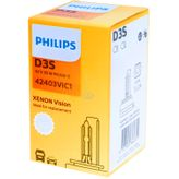 PHILIPS D3S 42403WHV2 WHITEVISION GEN2 КСЕНОНОВА КРУШКА