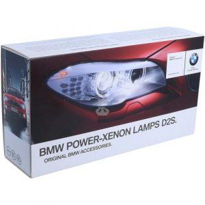 2X ORIGINAL BMW OSRAM D2S POWER XENON LAMPS 66240SVS КСЕНОНОВА КРУШКА 63 11 2 338 066