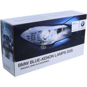 2X ORIGINAL BMW PHILIPS D2S BLUE-XENON LAMP 85122CX КСЕНОНОВА КРУШКА63 11 2 296 305 OVP