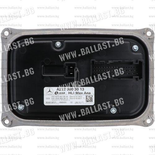 Баласт модул лява позиция LEAR HLI MAX PSI A2539007000 LED GLC X253 C253