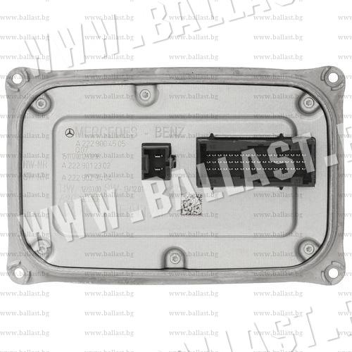 CONTINENTAL FULL LED BALLAST FOR MERCEDES-BENZ A2229004505