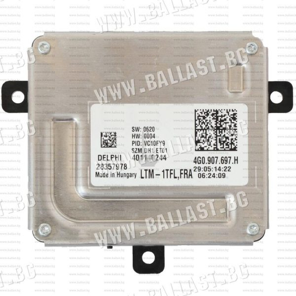 Баласт модул DELPHI 4G0907697H LED за дневни светлини