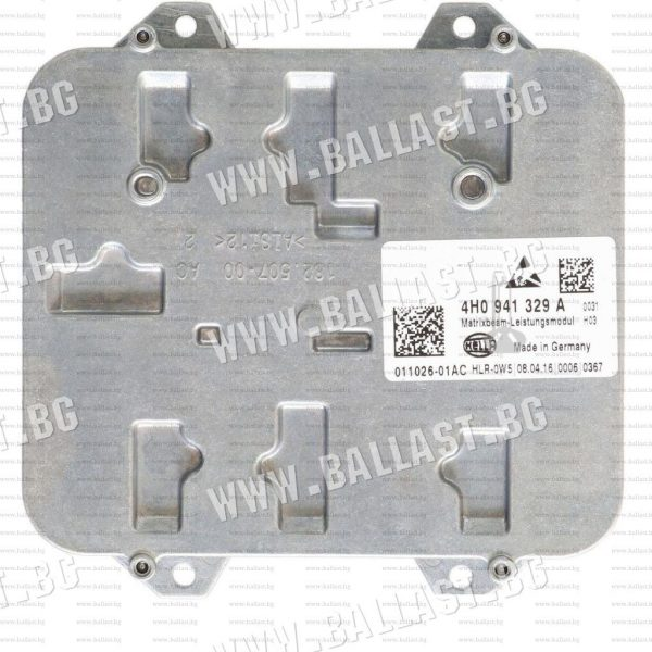 Баласт модул HELLA 011026-01CA LED заAudi 4H0941329A
