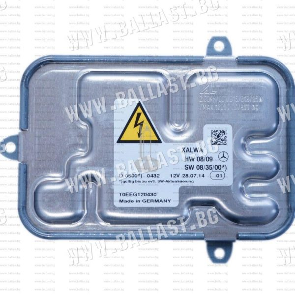 AL D1S 1307329156 / 1307329240 Ballast for Mercedes-Benz C W204 without AFS