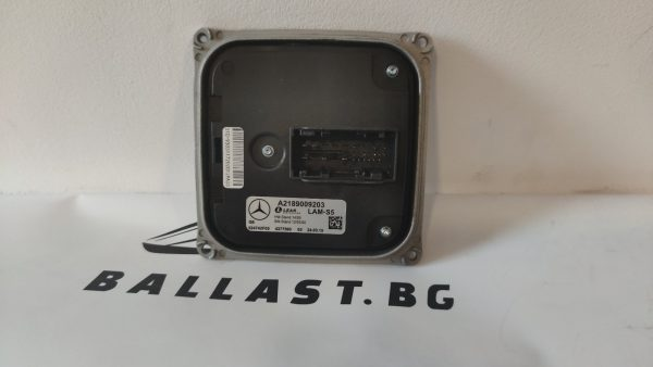 Баласт модул XE LAM-S3 LED DRL Mercedes-Benz X156 A2189009303