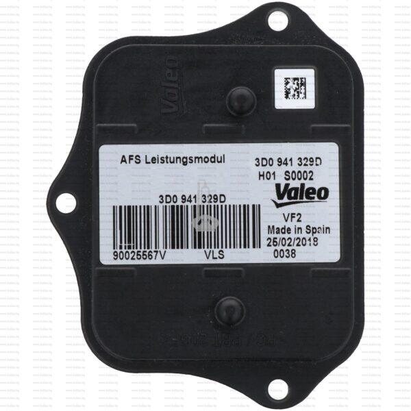 Баласт модул Valeo AFS за завиващи светлини на VW Audi 3D0941329D