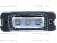 LED License Plate Lighting Modules for Mercedes W164 X164 W251