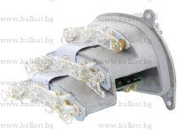 XE Headlight LED Module for Indicator Left BMW 7245813 E90 E91 LCI, Replacement for ZKW