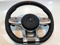 Steering wheel AMG facelift W222,W217,W463 A0004609908