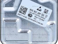 HELLA 202711-01 LED Headlight LCM LIGHT CONTROL MODULE Ballast 8V0907397AD for Skoda