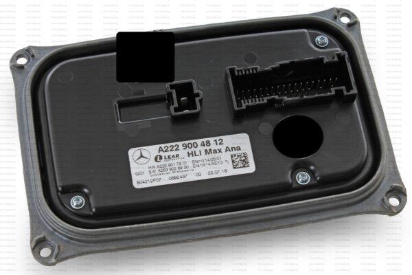 Оригинален Баласт модул десен Lear A2229004812 за Mercedes-Benz GLC W253