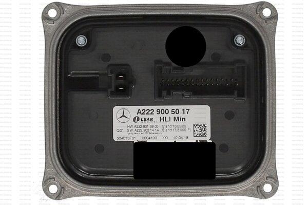 Баласт модул Lear HLI Min A2229005017