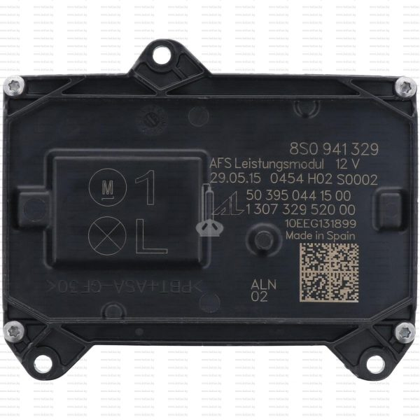 AL 1307329520 AFS Power Module For Cornering Light 8S0941329 Headlight Ballast