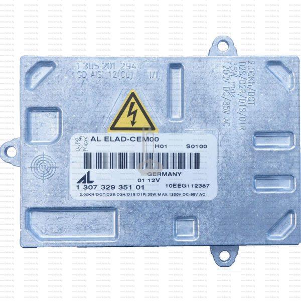 AL D1S 1307329166/351 Xenon Ballast for Peugeot 308 CRZ ELAD-CEM00