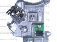 Баласт модул HELLA 183.749-01 за завиващи светлини, лява позиция за Mercedes Benz W212 18374901