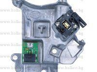 Баласт модул HELLA 183.749-02 за завиващи светлини, дясна позиция за Mercedes Benz W212 18374902