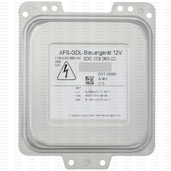 Баласт модул XE 5DC 009 060-00 AFS-GDL заместващ на Hella