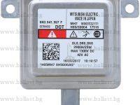 MITSUBISHI ELECTRIC D8S VW / Audi 8K0941597F Xenon Headlight Ballast W003T22171 DLS D6S