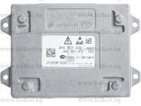 HELLA 168065 LED Headlight Control Unit Ballast Audi 4H0907472