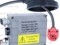 XE 5DV 007 760-V3 Xenon Headlight Ballast, Replacement for Hella