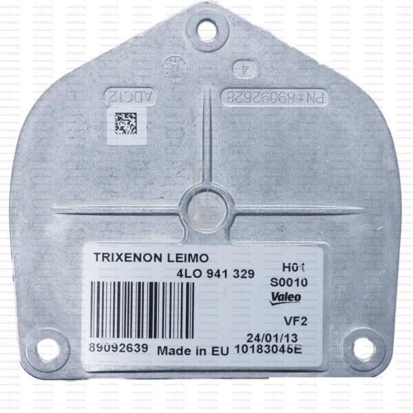 Баласт модул Valeo TRIXENON LEIMO 4L0941329 AFS 2, OEM рециклиран