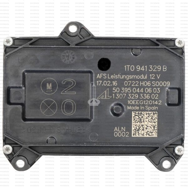 AL 1 307 329 337 AFS Module 1T0941329 Headlight Ballast Remanifactured