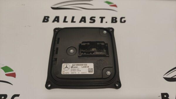 Оригинален баласт модул LEAR LEAR LAM-B LED DRL Mercedes-Benz A2189009103
