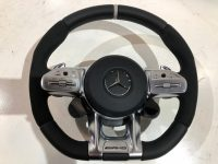 Steering wheel performance 63 AMG WITH AIRBAG W222 W217 A0004600109 + A0008603702