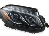 Headlights Right A1668202800 LED GL / GLS X166