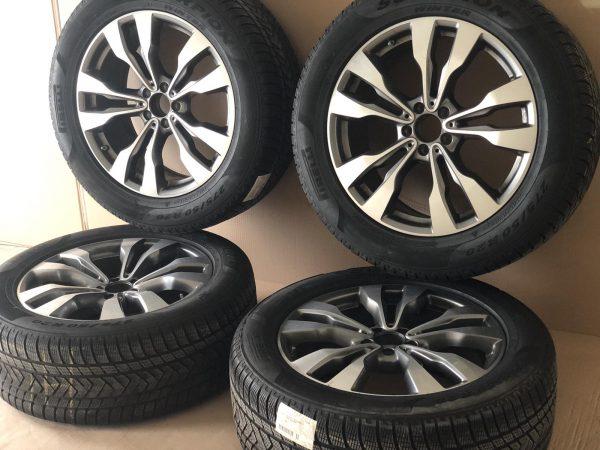 Джанти комплект с гуми за модела GLE C292