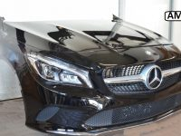 Front AMG Exterior Paket CLA W117 Facelift
