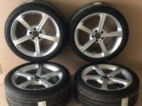 Wheel SET G-ALU-245 A2574011000 7X45 W257 CLS