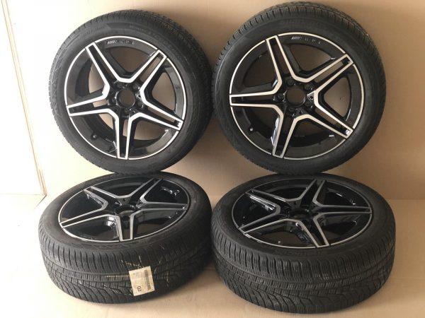 AMG Джанти комплект с гуми за моделите W117 ,A176 , W246
