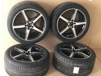 AMG Wheel SET G-ALU-255 A2184011402 7X23 CLS W218