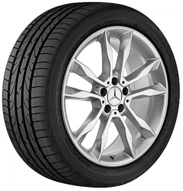 Alloy wheel A1564010400 7X45