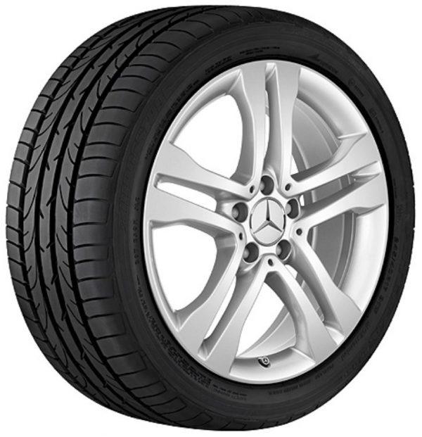Alloy wheel A1564011300 7X45