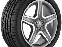 Alloy wheel A1664012002 7X21 AMG