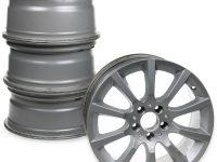 Alloy wheel A1724010702 9765