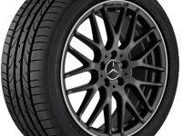 Alloy wheel A1764010900 7X71 AMG