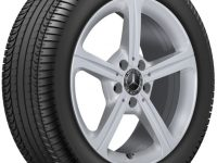 Alloy wheel A1774011200 7X45