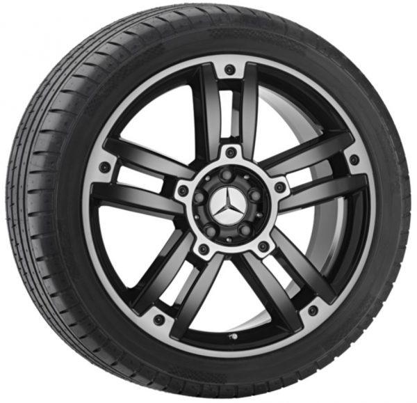 Alloy wheel A2044016202 7X23