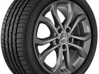Alloy wheel A2054010200 7756