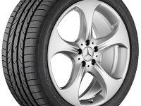 Alloy wheel A2054010600 7X45