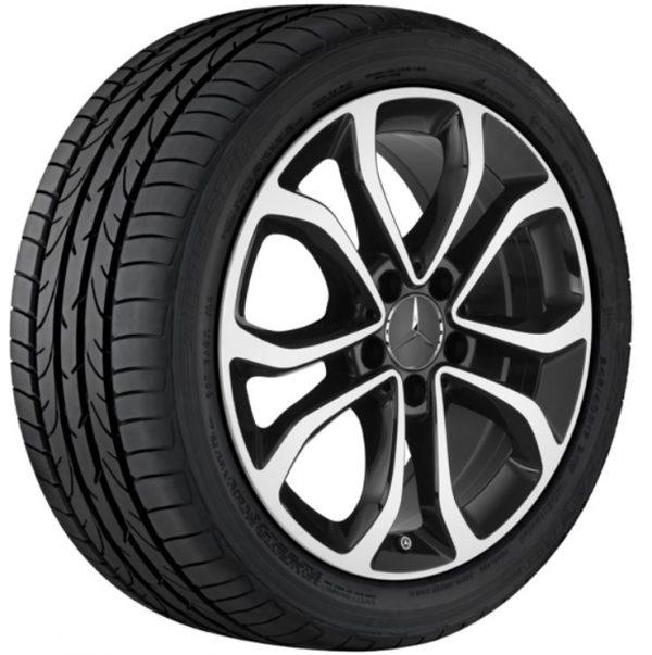 R17 Джанта без гума за модела W205
