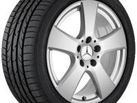 Alloy wheel A2054015500 7X45