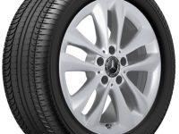 Alloy wheel A2054018000 7X45