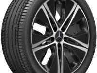 Alloy wheel A2054018300 7X23