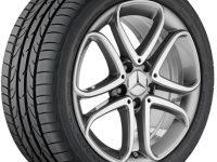 Alloy wheel A2074012602 7X21
