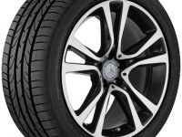 Alloy wheel A2124014802 7X23