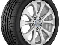Alloy wheel A2134011000 7X45